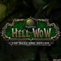 سرور ایرانی World Of Warcraft - Hellwow 3.3.5 Wotlk