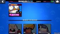 اکانت بازی موبایل - Brawl Stars لول 26