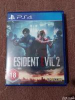 دیسک بازی ps4ایول2 resident evil
