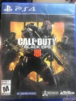 بازی Ps4 Cod Black ops 4