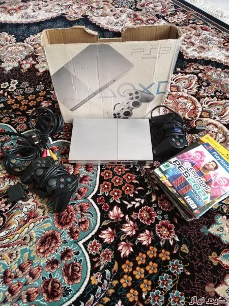 فروش PS2 در حد نو و کاملا سالم