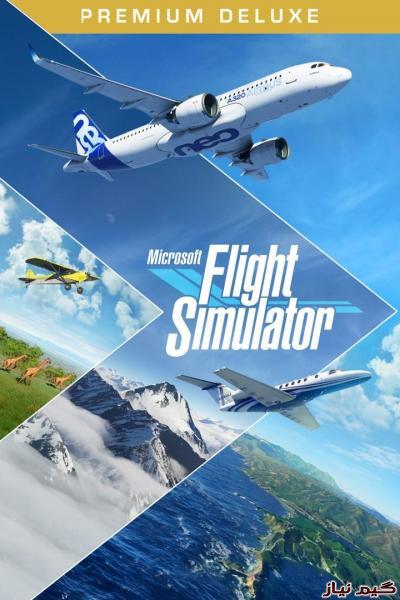 Microsoft flight simalator2020(online and offline