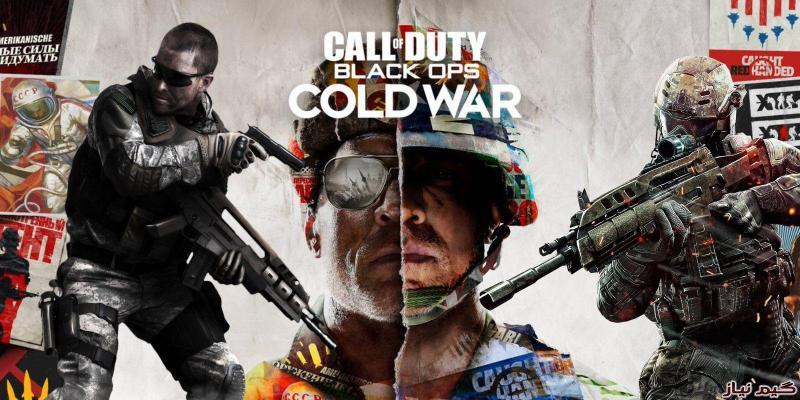 اکانت بتل نت دارای بازی Call of Duty black ops COLD WAR و یک عدد هیرو کلاسیک mage لول 60 آماده فارم