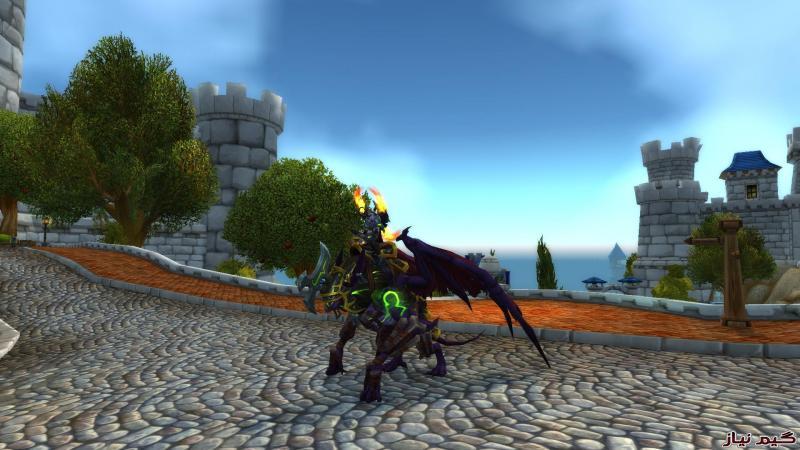 فروش اکانت World of Warcraft سرور Battle.net EU