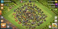اکانت بازی موبایل - Clash of Clans - تاون 13