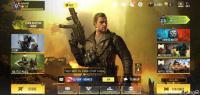 اکانت بازی کال آف دیوتی موبایل لول 150