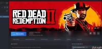 اکانت استیم بازی Red Dead Redemption 2