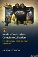 خرید و فروش World of Warcraft Complete Collection Cdkey